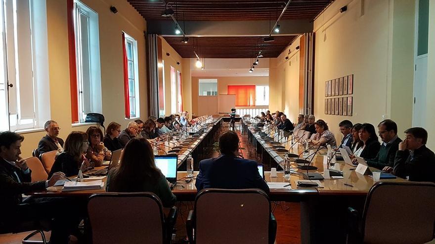 Pleno de la Universidad de Las Palmas de Gran Canaria