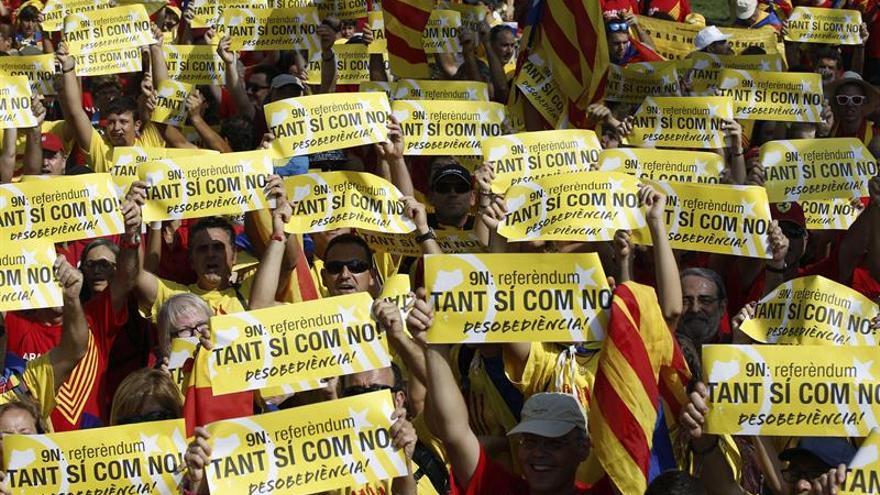 La Ley de Referéndum prevé un régimen especial amparado en el derecho internacional