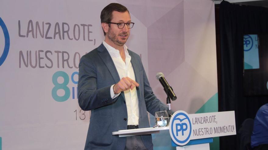 El vicesecretario de Política Social y Sectorial del Partido Popular, Javier Maroto.