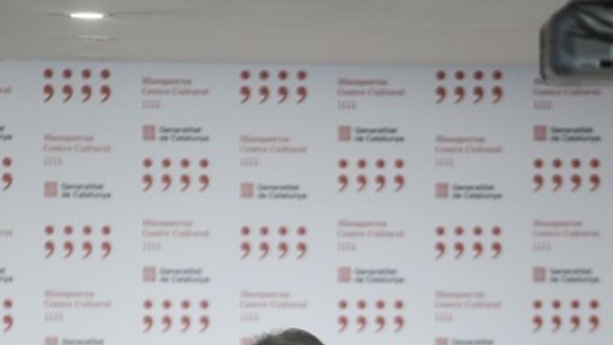 Artur Mas, en rueda de prensa tras encuentro en Moncloa