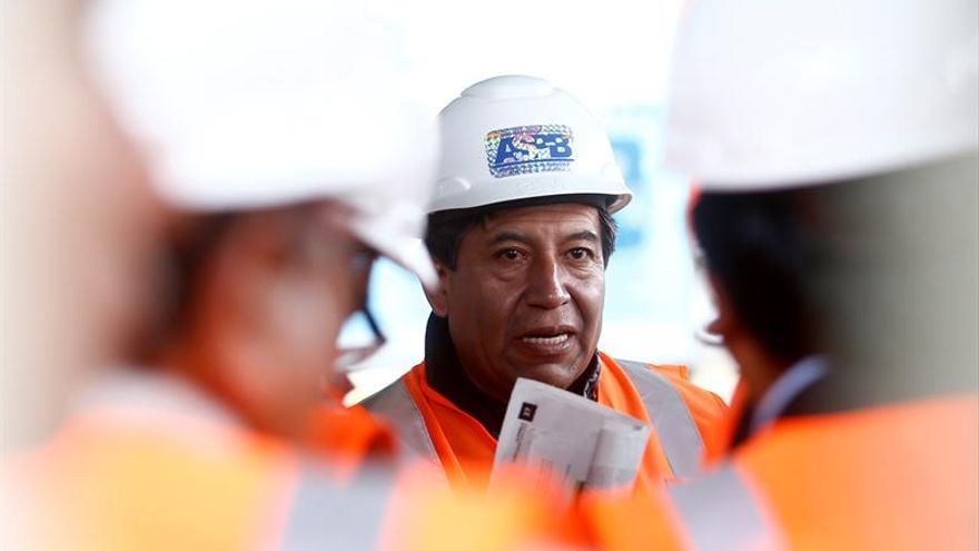 El canciller boliviano denuncia que le impiden ingresar al puerto chileno de Arica