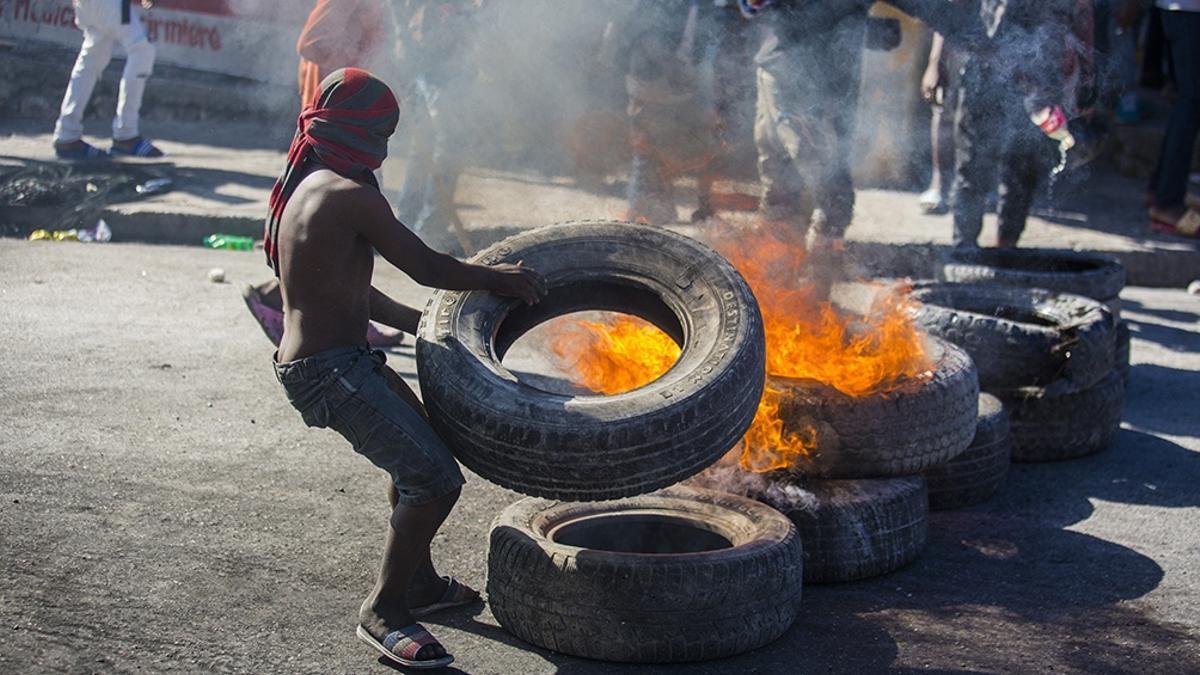El 7 de julio fue asesinado el presidente haitiano y la situación es crítica