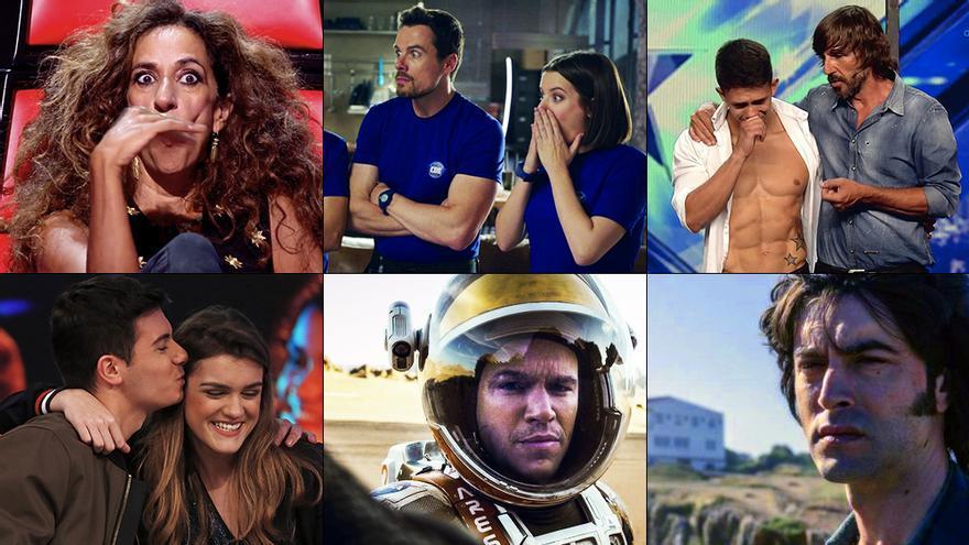 El mes está en el aire: las balas de Antena 3 y Telecinco para tres días de órdago