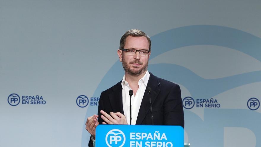Maroto da por hecho que el PP de Madrid está pidiendo explicaciones a Aguirre tras la declaración de Marjaliza