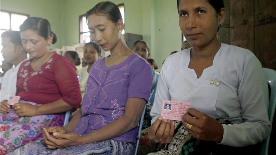 """Las autoridades birmanas, en desacuerdo con la ONU por el término """"rohingya"""""""