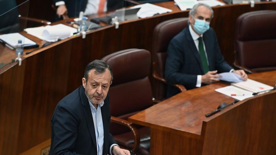 El PP y Cs bloquean en Madrid un pleno extraordinario sobre la COVID-19