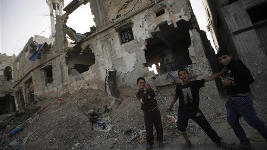 Israel atacó cuatro posiciones en Gaza tras lanzamiento anoche de cohete