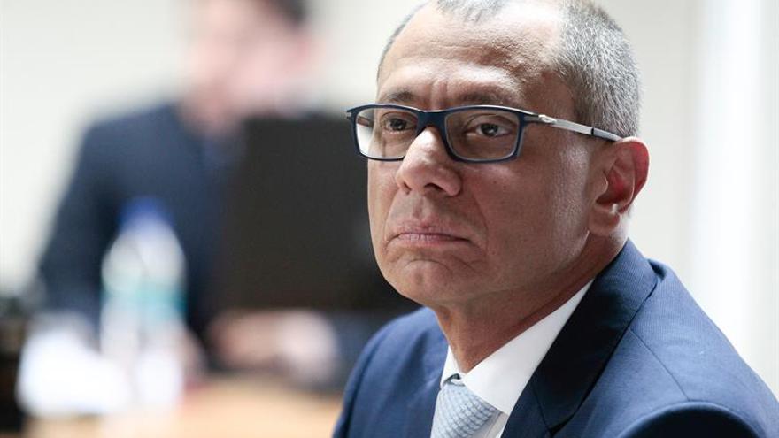 La Fiscalía pide llevar a juicio al vicepresidente de Ecuador por la trama Odebrecht