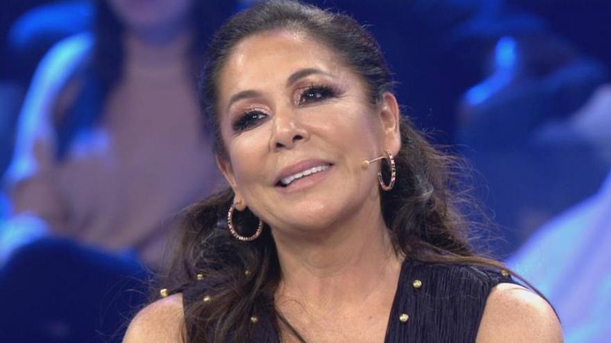 """""""Volverte a ver"""" abre temporada con Isabel Pantoja, que presenta nuevo disco"""