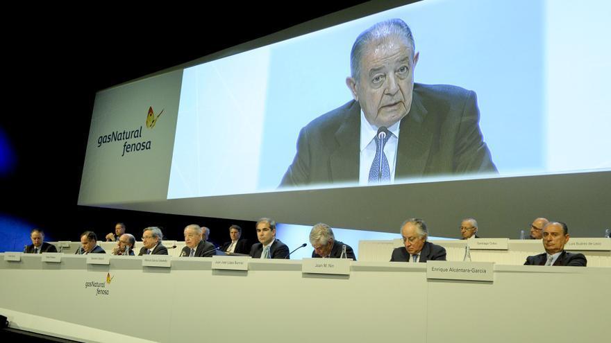 Junta de Accionistas de Gas Natural en 2014. Foto: Gas Natural