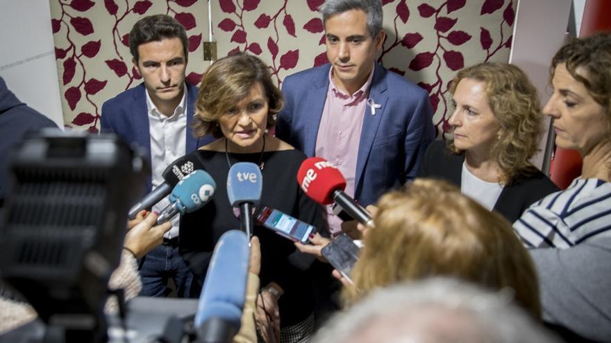 """Calvo espera que la justicia belga y Bélgica estén """"a la altura"""" y """"nos entreguen"""" a Puigdemont"""