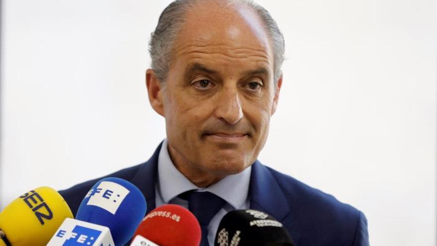 Camps y Cotino declararán por los contratos de la visita del Papa