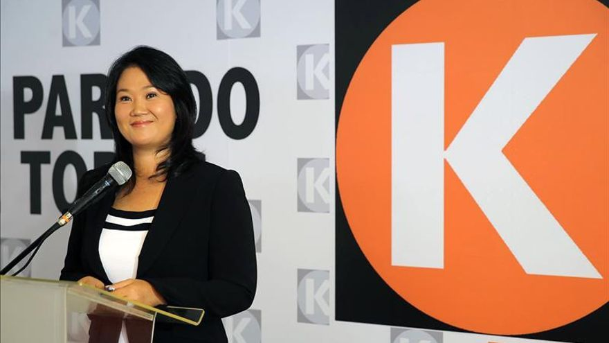 Keiko reta al ala histórica del fujimorismo con una reforma de la lista al Congreso