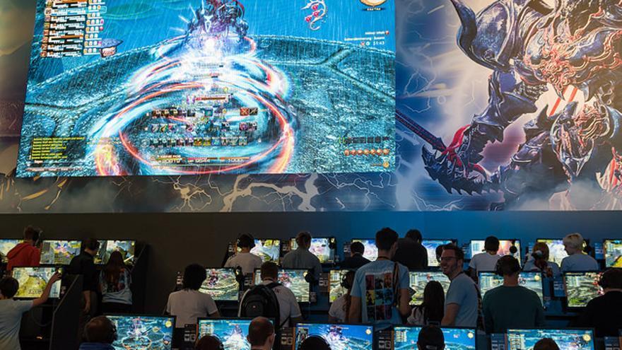 Final Fantasy XIV Battle Challenge Online