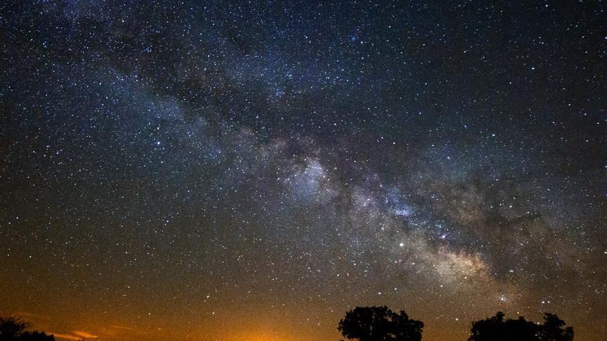 Observación del cielo en Las Majadas (Cuenca)