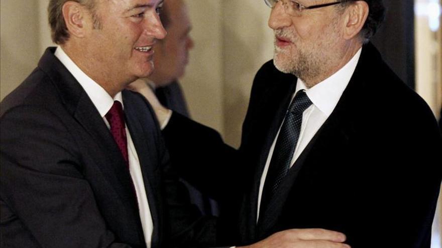 """Fabra pide ante Rajoy un modelo de financiación que """"no hable de territorios"""""""