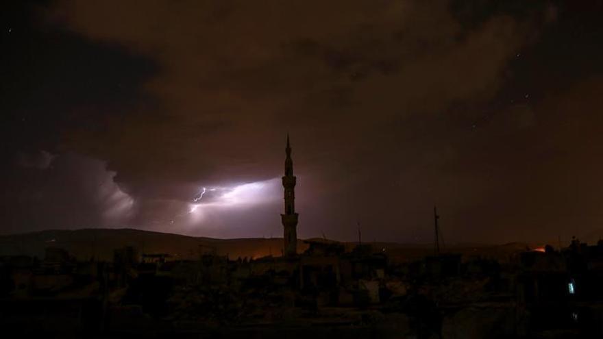 Siria condena el ataque de la coalición internacional contra una de sus posiciones militares