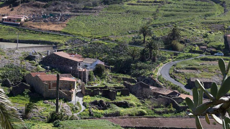Las Casitas, Arure (Valle Gran Rey)