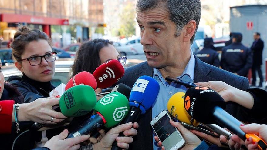 Toni Cantó pasa a encabezar la lista de Ciudadanos por Valencia el 26J