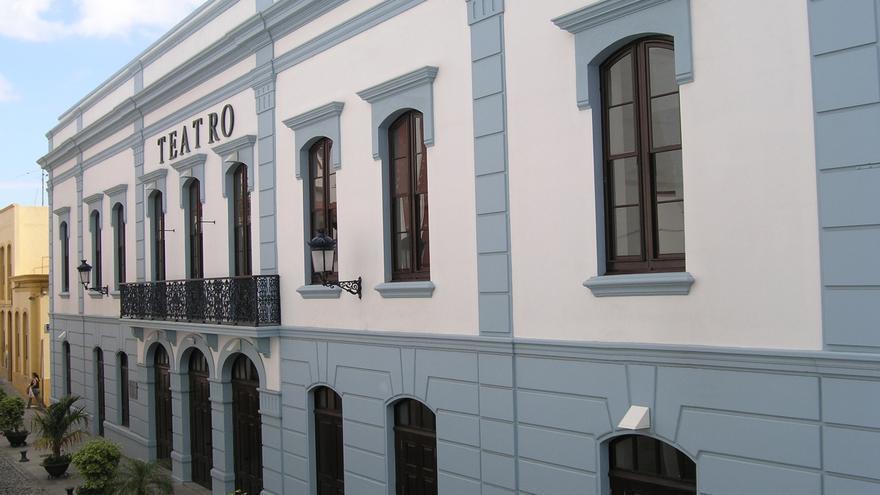 Teatro Circo de Marte de Santa Cruz de La Palma.