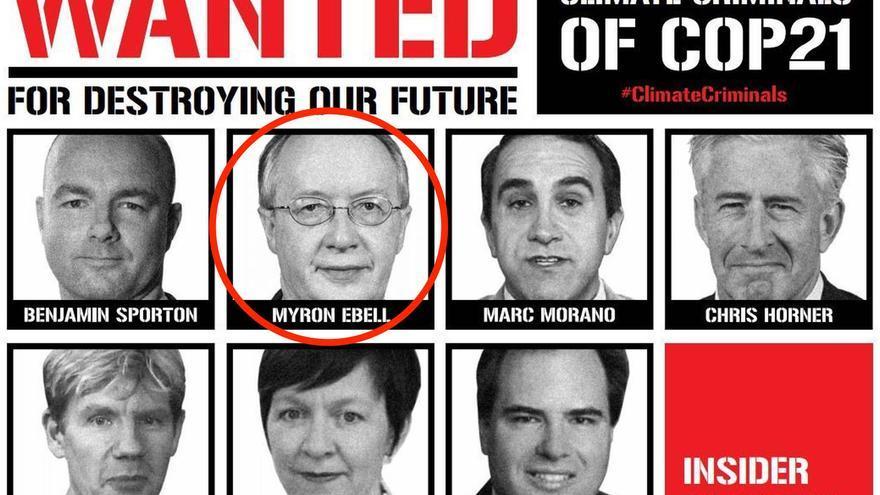"""Una ONG llamó """"criminal climático"""" a uno de los candidatos de Trump para presidir la EPA"""