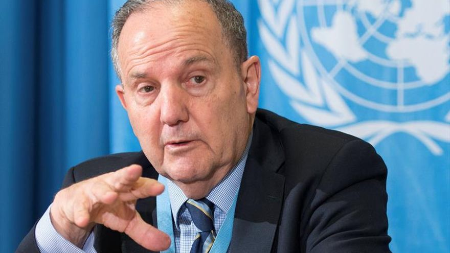 El relator de la ONU para la tortura terminará su mandato sin poder visitar Guantánamo