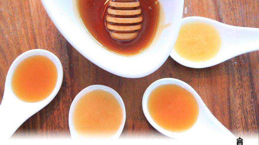 Concurso de mieles del Cabildo