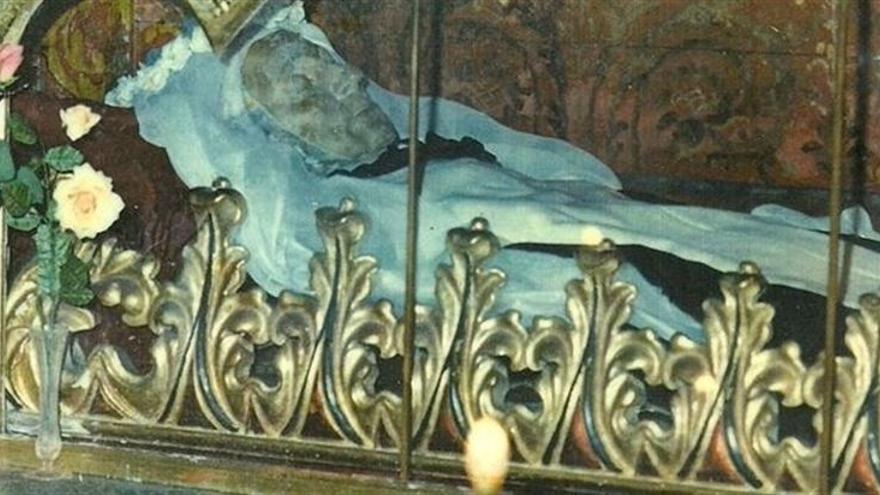 El cuerpo de Sor María de Jesús, 'La Siervita' se encuentra en el convento de Santa Catalina.