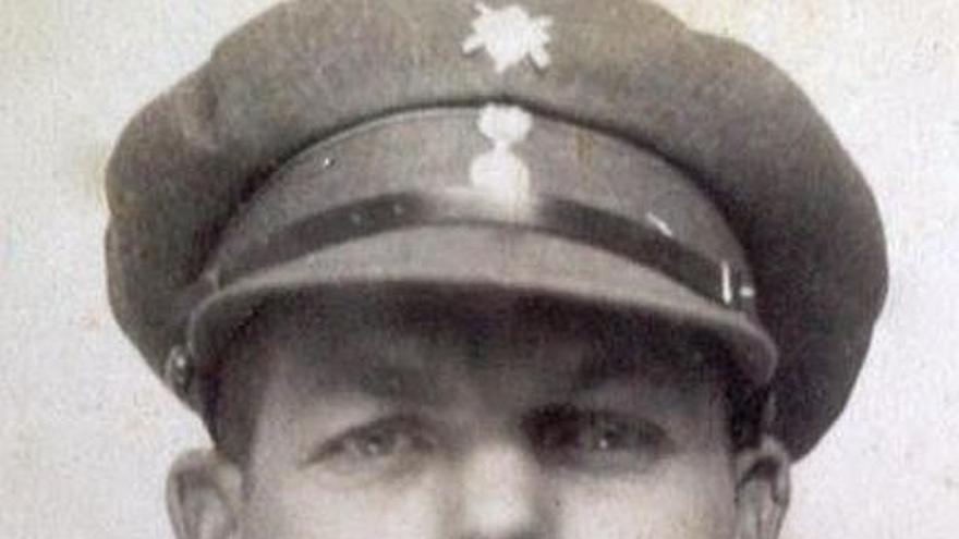 Antonio Hernández, sobrevivió en Mauthausen y falleció en 1992, en París