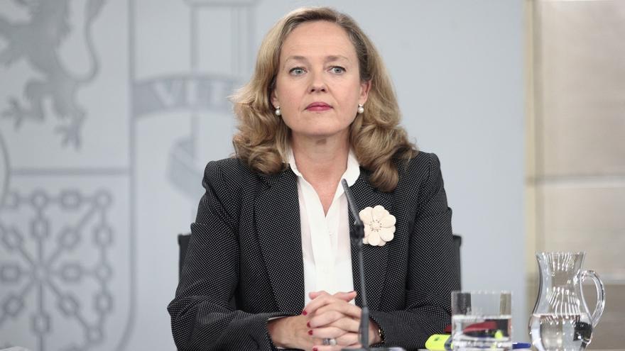 Nadia Calviño repetirá con la cartera de Economía pero esta vez como vicepresidenta.