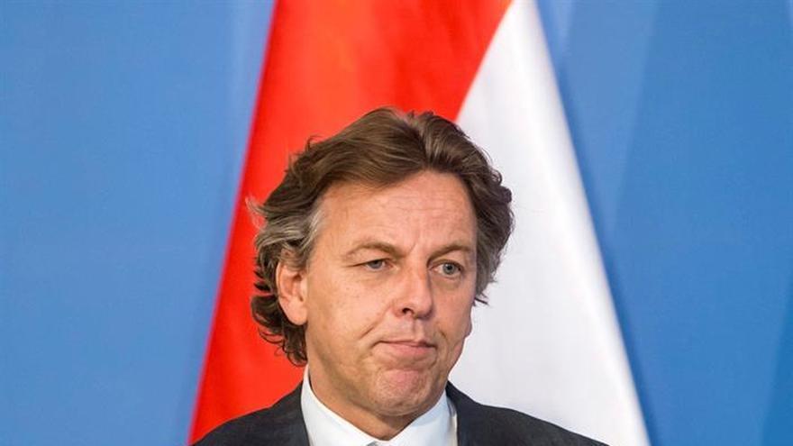 """El Parlamento holandés vota """"aplazar"""" durante seis meses las negociaciones con Turquía"""