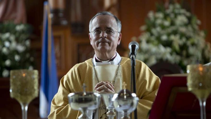 """Obispo de Nicaragua pide a los opositores """"no ser flojos"""" ante el Gobierno de Ortega"""