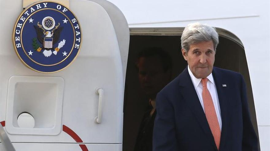 Kerry: Todo el mundo espera de Rusia y EEUU unidad en la lucha antiterrorista
