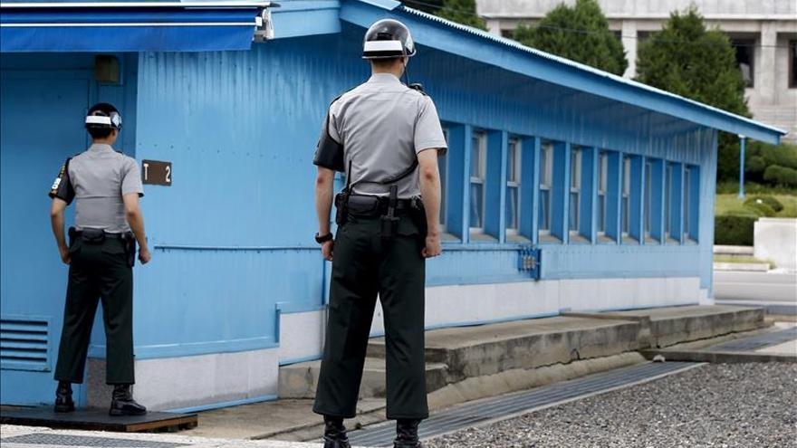 Hallan muerto a un soldado surcoreano en la frontera entre las dos Coreas