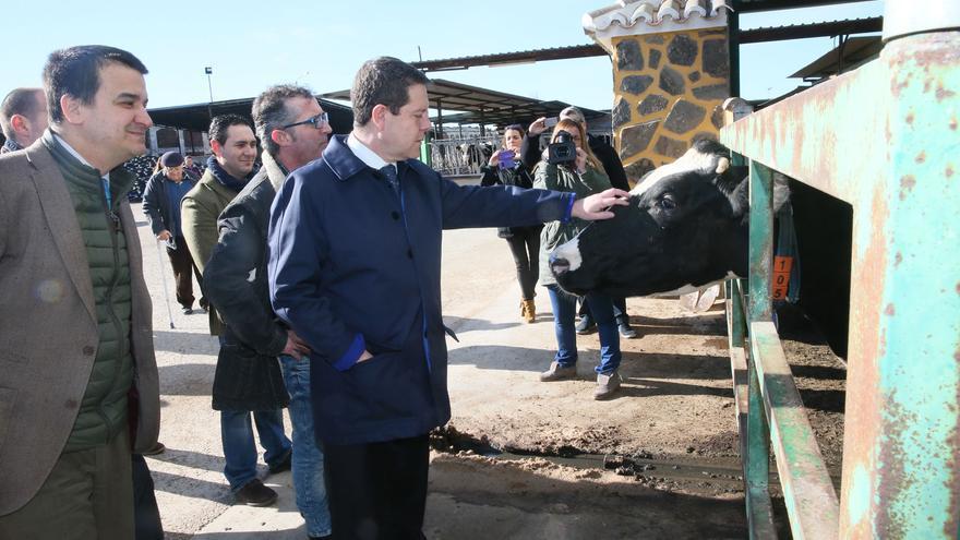 García-Page, hoy en Talavera La Nueva