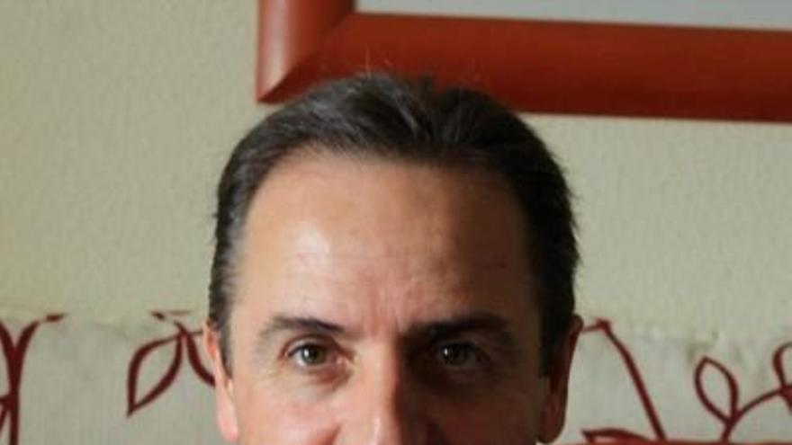 Miguel Ruano, presidente de la Federación Andaluza de Autónomos del Taxi