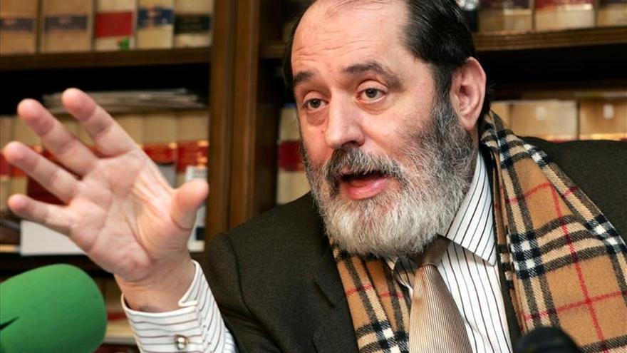 El Constitucional deja fuera de las elecciones al PSJ de Rodríguez Menéndez