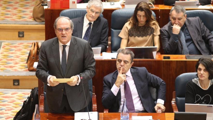 PSOE solicita la comparecencia de Cifuentes en la Asamblea de Madrid para explicar la no remisión de las actas del Canal