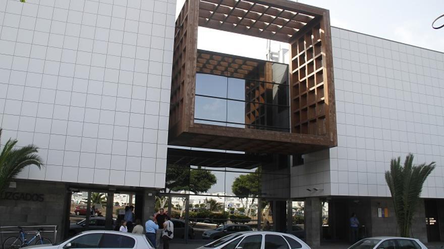 Juzgados de Arrecife ( Diario de Lanzarote)