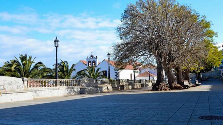 Casco urbano de Santo Domingo.
