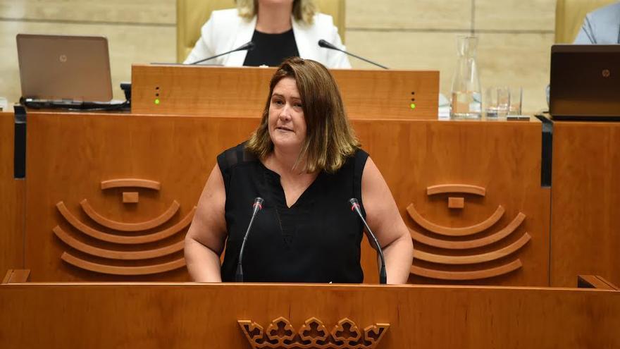 Maria Teresa Macias PSOE Extremadura