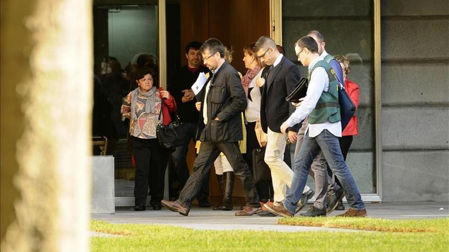 Salen de prisión dos directivos de Adif tras pagar una fianza de 340.000 euros
