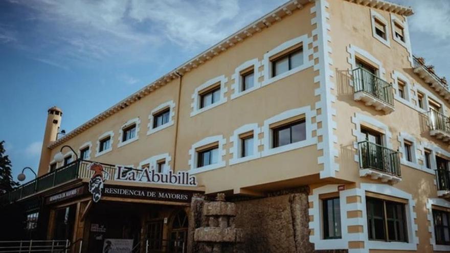 Residencia La Abubilla de Yéqueda.