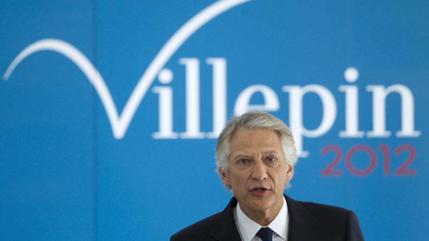 Villepin, bajo arresto para declarar sobre un presunto caso de corrupción