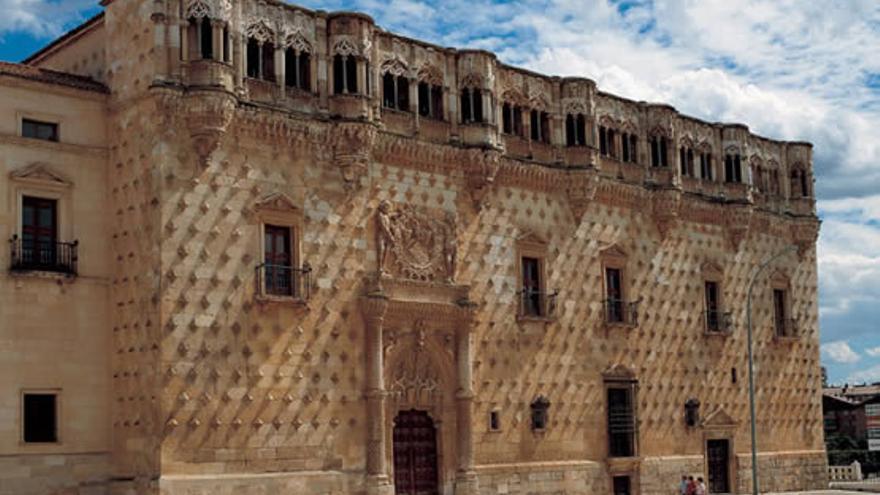 Palacio del Infantado de Guadalajara / Turismo Castilla-La Mancha