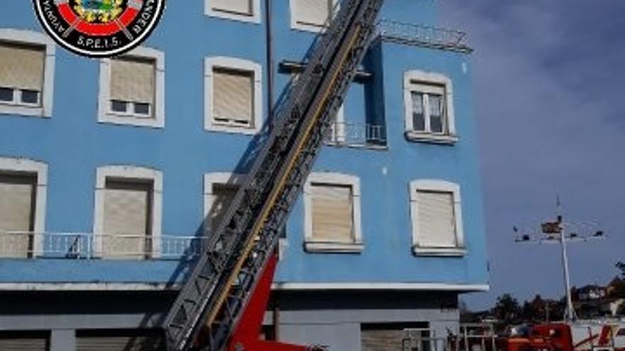 Bomberos de Santander atienden 14 incidencias por el viento