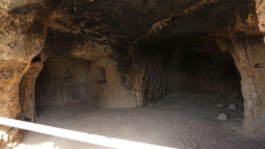 Zona Arqueológica de los Altos de San Gregorio. (ALEJANDRO RAMOS)