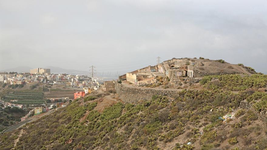 Baterías de San Juan (ALEJANDRO RAMOS)