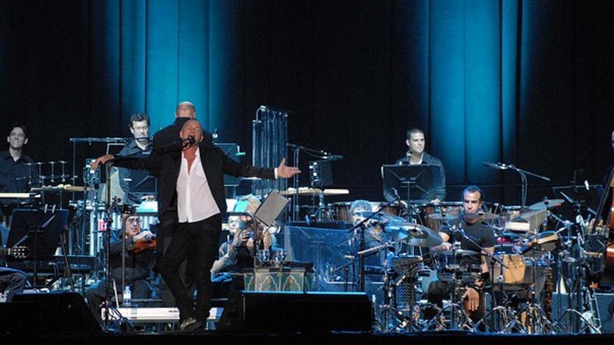 Del concierto de Sting #15