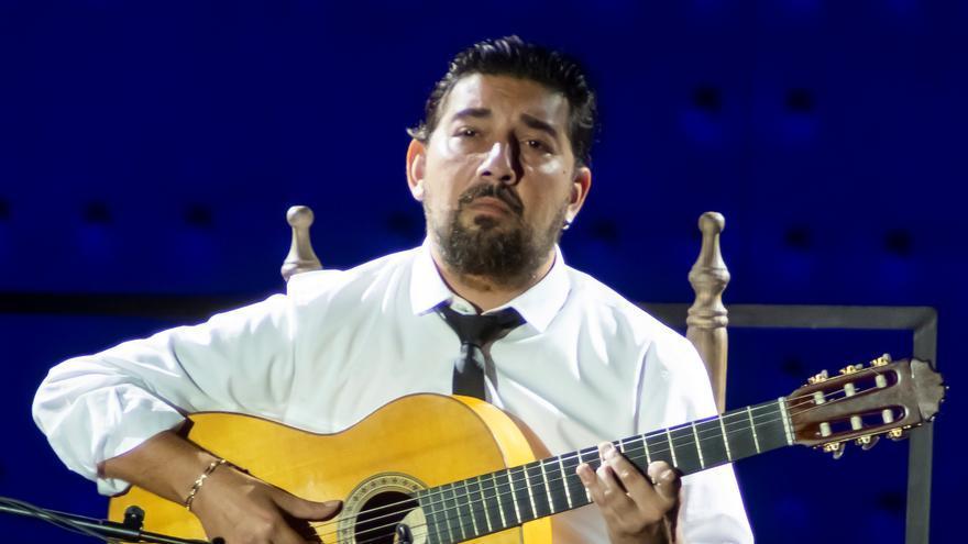 """Antonio Rey, Latin Grammy al mejor álbum flamenco, dice que es un """"sueño"""""""